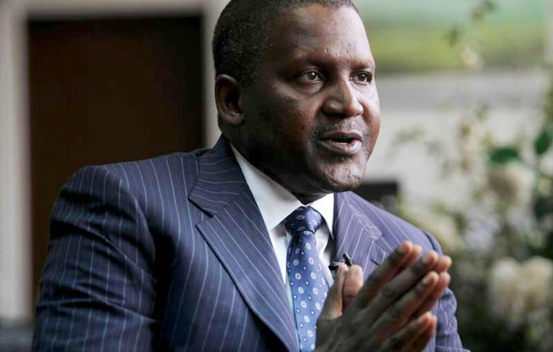 Nigeria Youth Farmers Organization Launches World Press Conference Against Aliko Dangote And Company