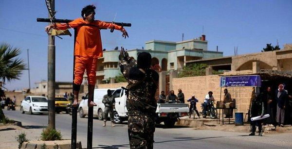 Saudi Arabia Crucifies One, Executes 37 People Convicted Of TerrorAttack
