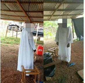 Catholic priest commits suicide  Over Child S*x Allegation(photos)
