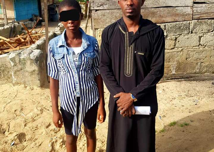 Man and his friend rapes and impregnates an 11 year old girl