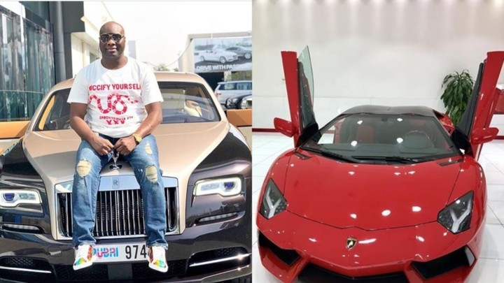 Dubai-based Nigerian big boy Mompha, buys a new N130m Lamborghini Aventador weeks after buying a 2019G-Wagon