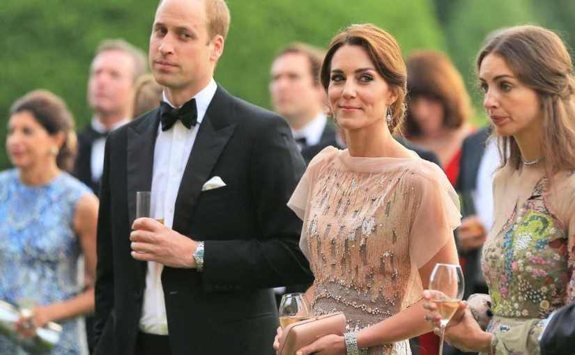 Prince William cheated on Kate Middleton with her best friend Rose Hanbury – Rumors(photos)
