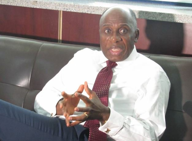 Railway: The Chinese Firm Has Breached The Contract – Rotimi Amaechi Accuses The Chinese Firm For His Incompetence