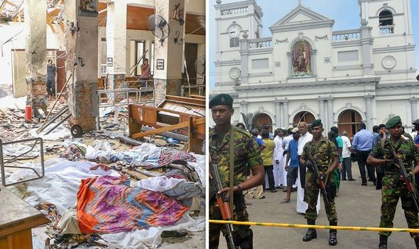Sri Lankan Easter Church Bomb Attack Is A Revenge For New Zealand Mosque Attack