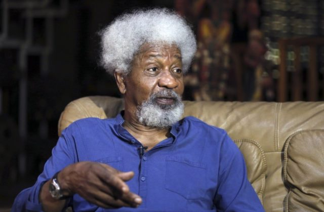 My Generation Has Failed Nigerians – Wole Soyinka