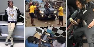 7 Nigerian Yahoo Boys Caught InAmerica