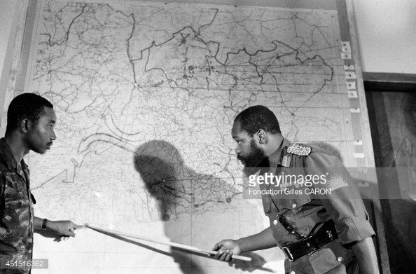 Biafra Would Sooner Or Later, With Or Without Colonel Ojukwu, Rise Up Again — Frederick Forsythe, Umuahia, 1969