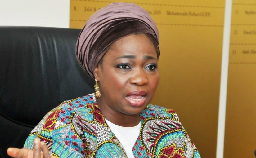 Senate confirms Abike Dabiri-Erewa, new Chairman Of Nigerian DiasporaCommission