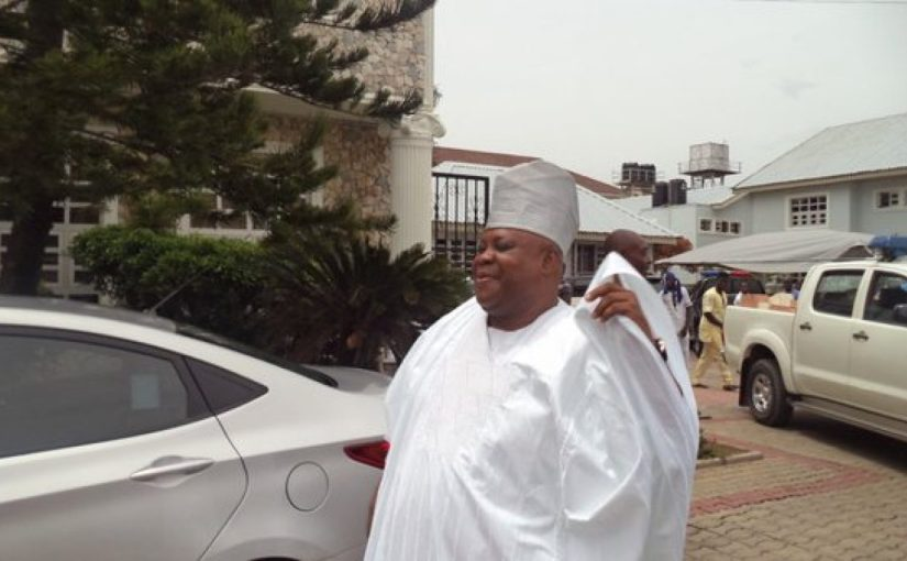 Police arrests and detains Sen.  Adeleke over certificate and testimonial forgery