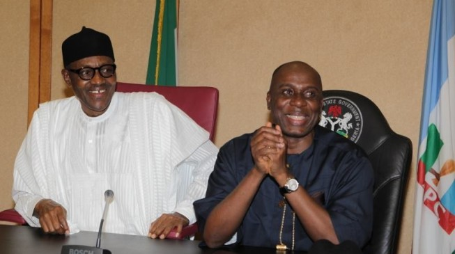 "''Thank you for not forcing me to join Islam"" – Rotimi Amaechi appreciates President Buhari"