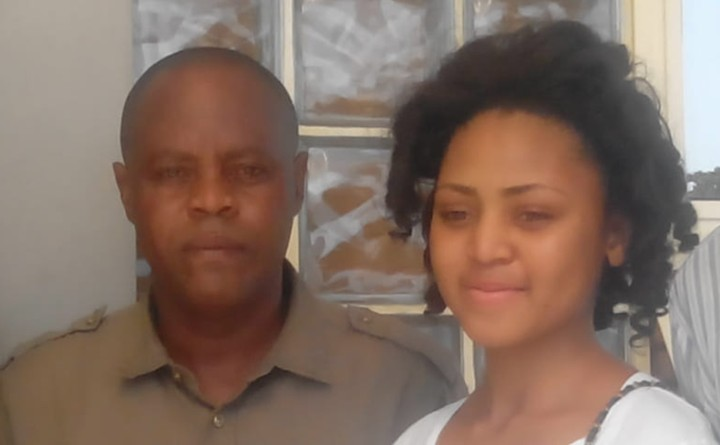 A MUST WATCH!!! Regina Daniels father weeps as he reveals his daughter's and Ned Nwoko who was his neighbour, real age to the public (photo & video)