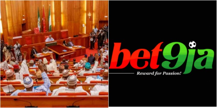 Senate moves to shut down all the Bet9ja in Nigeria