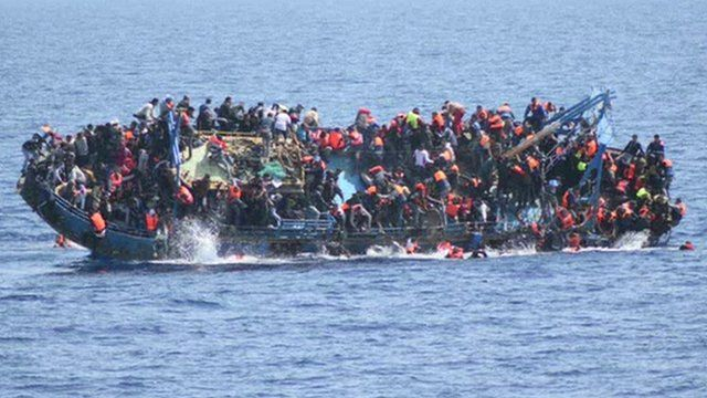 Many dies in the Mediterranean sea, as migrant boat capsizes offTunisia