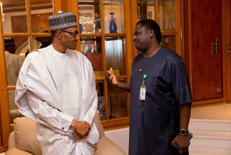 No stopping us now! We've got the groove – Femi Adesina Boasts About Buhari's SecondTerm