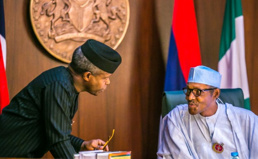 I warned him earlier – Buhari blastsOsinbajo