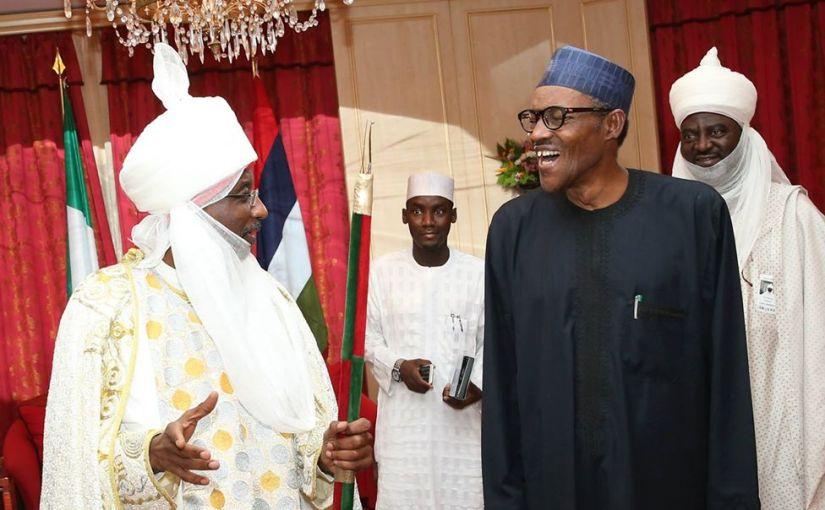 Emir of Kano, HRH, Muhammadu Sanusi II Receives An InternationalAppointment