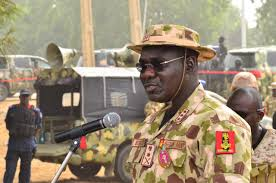 Nigerian Army exposes plot to scatter Presidential Inauguration