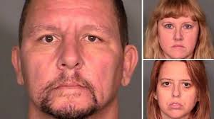 Dad who forced his Dogs, daughters,  his wife and ex-wife to have s*x with him, sentenced to 341 years in jail (photos)