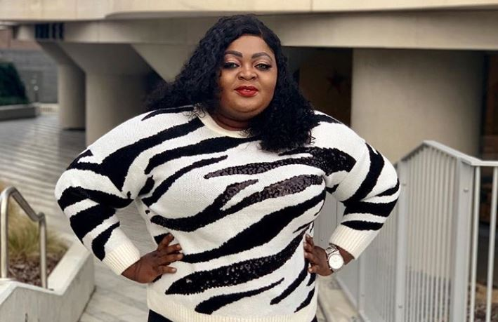 """""""I Need To Fornicate Aggressively"""" – Nollywood actress EniolaBadmus"""
