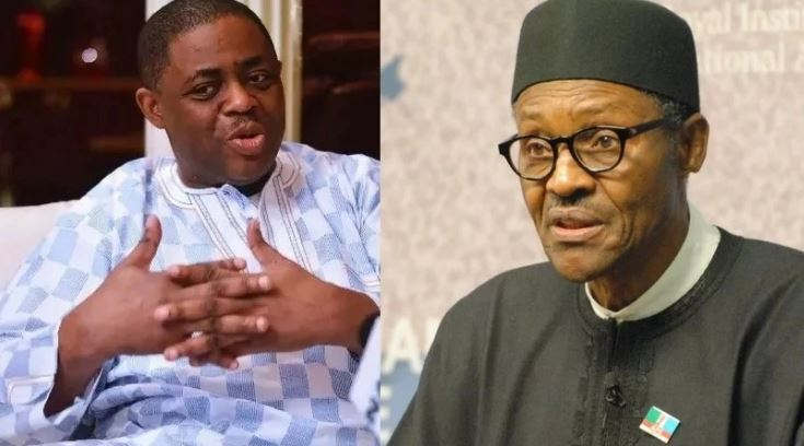 """After 4 years in office the legacy of Buhari is blood, death, terror, division, tears, pain, shame and failure' – FFK Blasts Buhari"