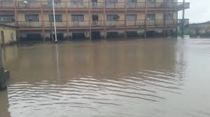 Heavy Ocean Destroys Houses In Ilaje, Ondo People Fleeing
