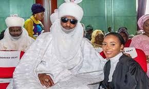 Governor Abdullahi Ganduje, is a curse to Kano state – Emir of Kano'sdaughter