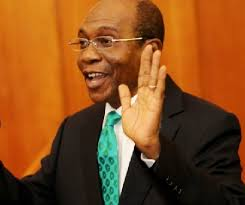Godwin Emefiele re-elected as CBN gov, visits Buhari