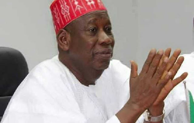 Governor Abdullahi Ganduje declares his assets ahead of his secondtenure