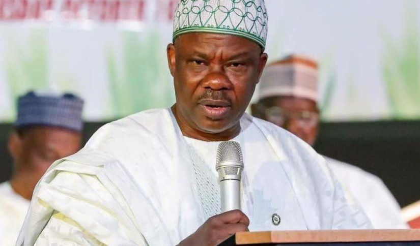 My predecessor handed over a failed state to me – Out-going governor of Ogun State, IbikunleAmosun