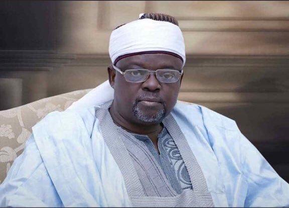 Former minister of Police Affairs, Ibrahim Yakubu Lame IsDead