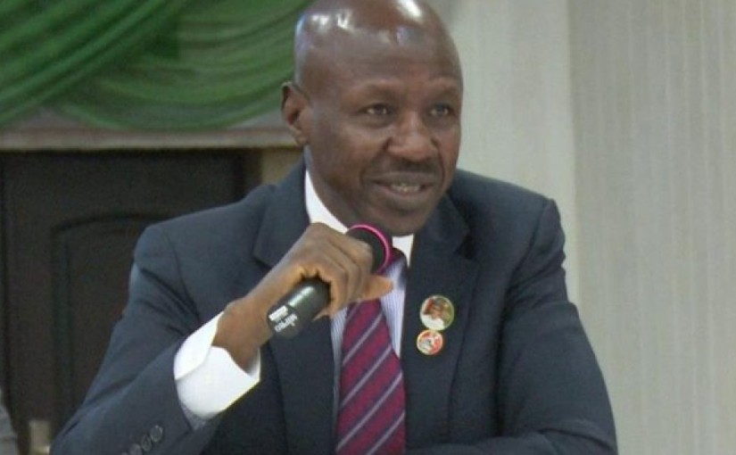 State governors are deliberately fueling insecurity, to raise their security votes – EFCC boss, Ibrahim Magu