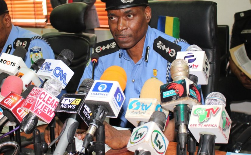 Nigerian Police transfers 1,100 police officers out of Lagosstate
