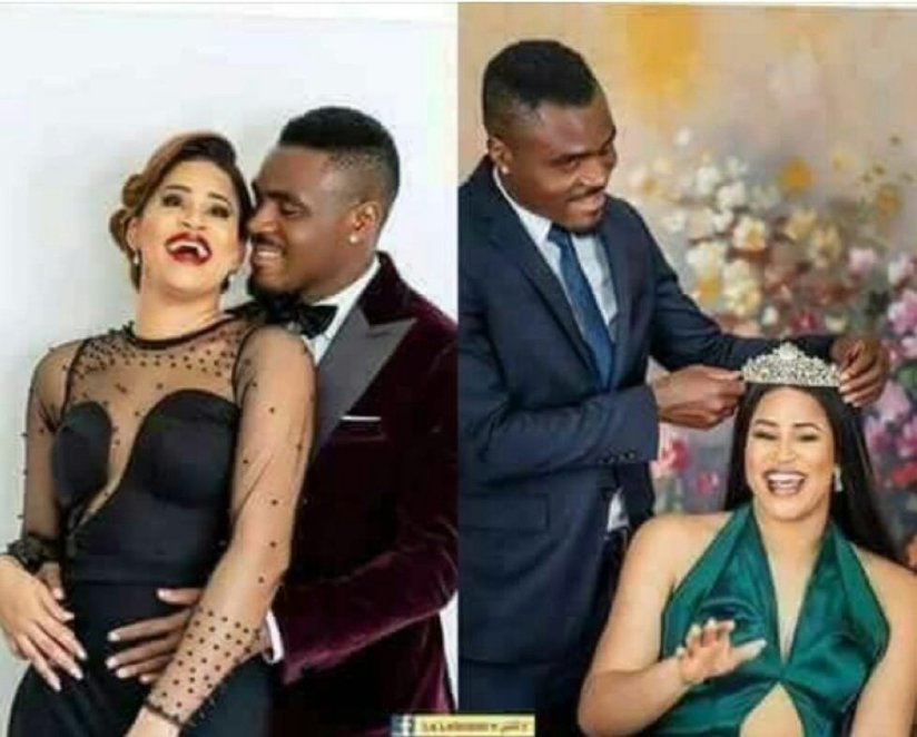 Footballer Emenike un-follows Ex-Beauty Queen Wife, delete each other's pictures from their Instagram page(photos)