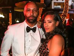 Former American rapper and popular podcast host, Joe Budden, splits from his fiancee and mother of his son, Cyn Santana,  4-months after their engagement (photos)