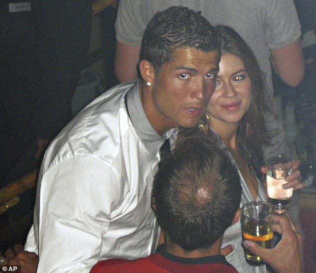 Juventus striker, Cristiano Ronaldo Faces Another RapeAllegation