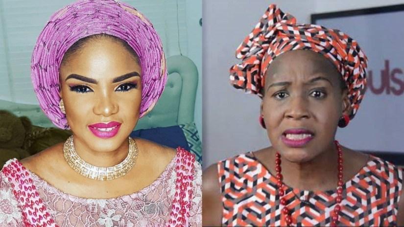 """""""Don't Ever Dare To Enter Ibadan"""" – Kemi Olunloyo Warns IyaboOjo"""