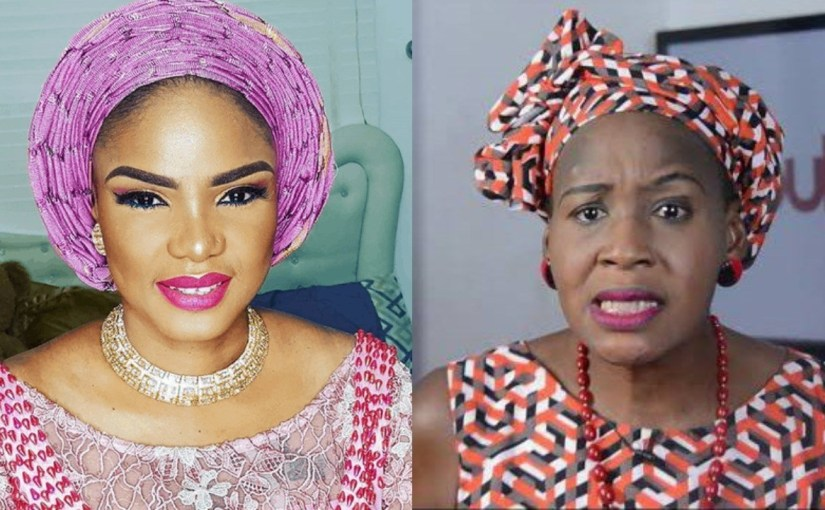 """Don't Ever Dare To Enter Ibadan"" – Kemi Olunloyo Warns Iyabo Ojo"
