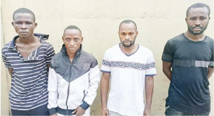 I Went Back To Kidnapping To Raise My Lawyer's Balance –Suspect