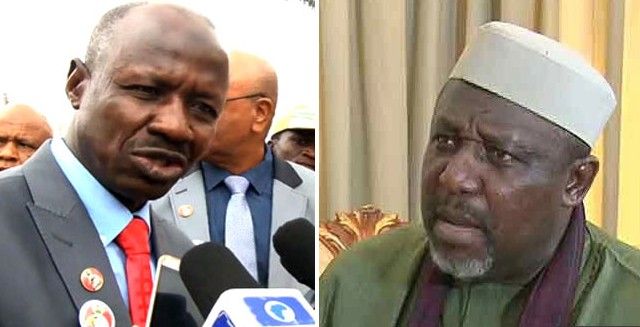 EFCC Is Seriously Investigating Imo State Out Gov. Okorocha –Magu