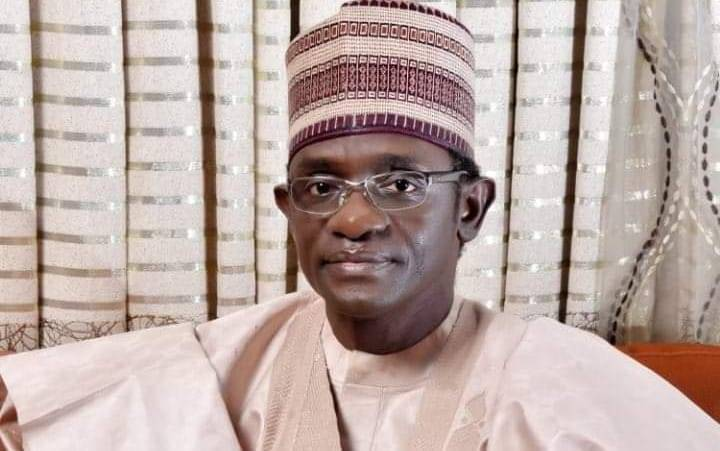 Yobe State Newly Elected Governor, Mai Mala Buni marries Immediate Past Governor's daughter As His Third Wife, A Day After His Inauguration