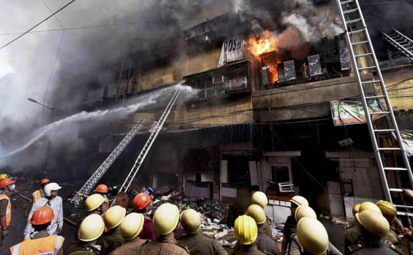 Onitsha Market gutts fire with Goods Worth over N50m destroyed