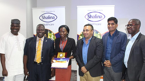 Folashade Salako Wins Pharmacist Award For Best PharmacyBrain