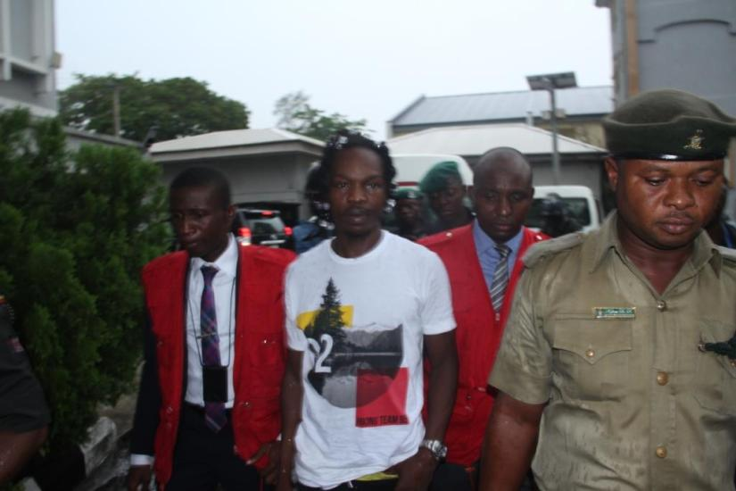 EFCC, Court hands Naira Marley Over To Nigerian Prisons(photos)