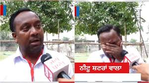 Indian politician cries after he gets 5 votes from an election (Photos &video)