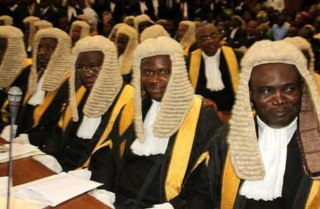 Two Lawyers arrested inside court for Stealing N188.7m From DeadBoss