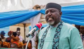 """I'm Now A Full Time Teacher, I Can Teach 20 Subjects— Rochas Okorocha goes back to teaching, denies arrest"