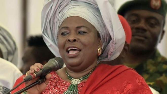 Nobody Complained I Stole Their Money – Patience Jonathan AttacksEFCC