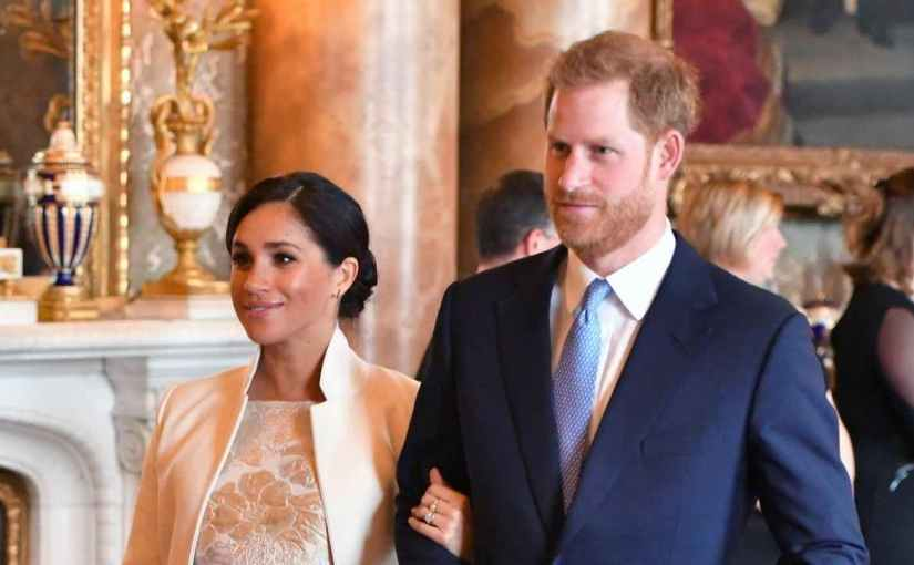 Prince Harry welcomes his first child with Meghan Markle