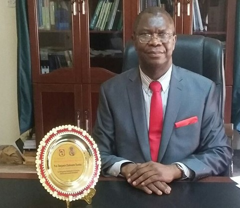 UNN gets its' steady power supply through Organic Waste — VC