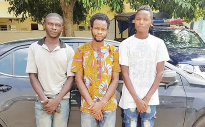 After losing so much money in NairaBet without winning i became a robber –Suspect